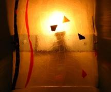 Lampada muro 2
