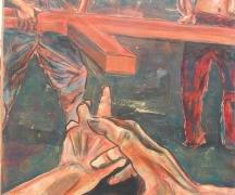 II - Caricato della Croce