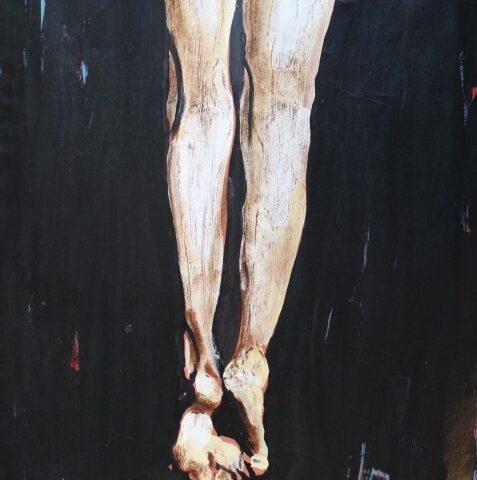 """""""Processione sotto la pioggia"""" di Gian Luigi Barcarolo"""